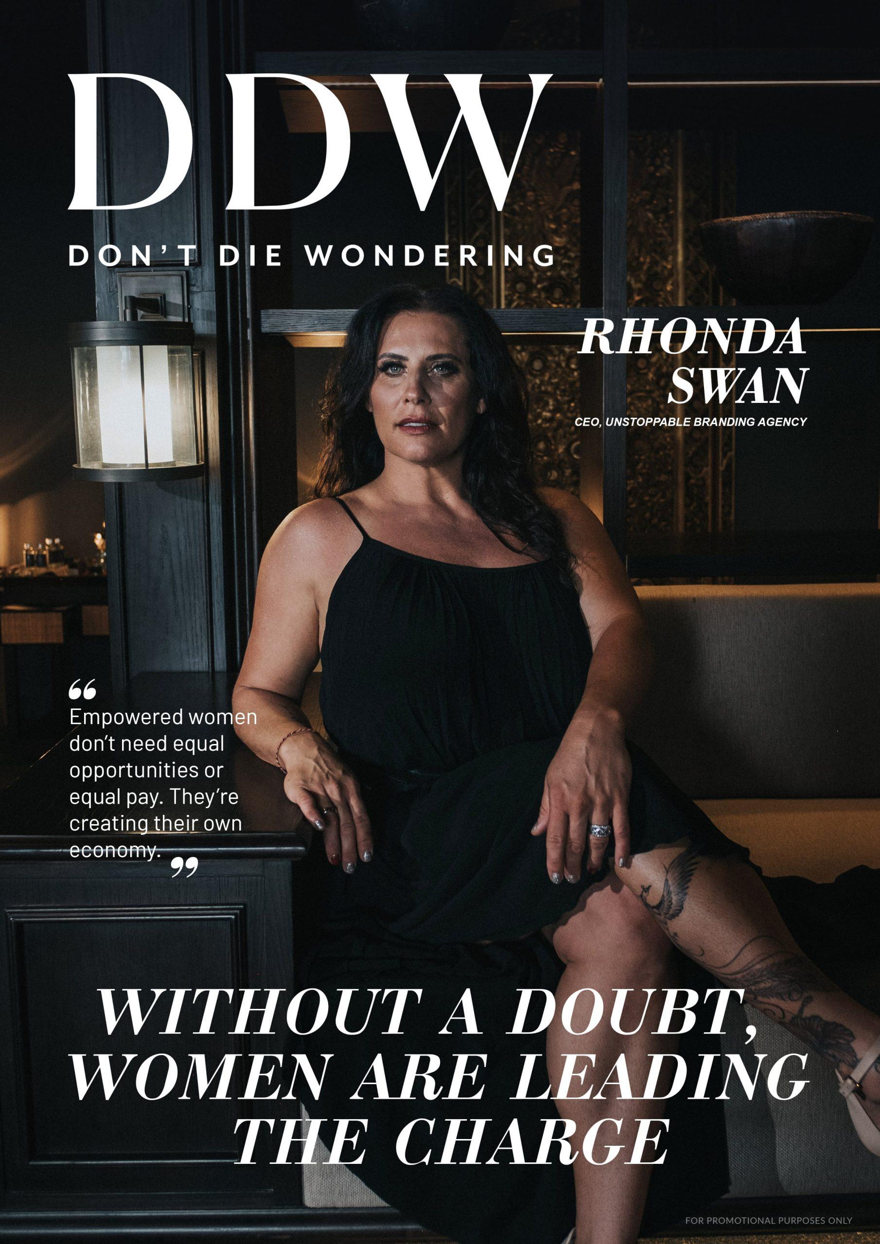 Rhonda Swan (DDW Cover)-min