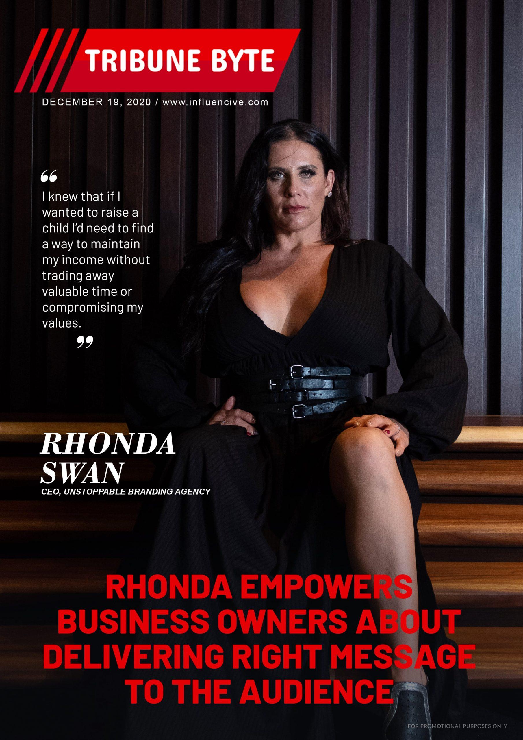 Rhonda Swan (tribunebyte Cover)-min