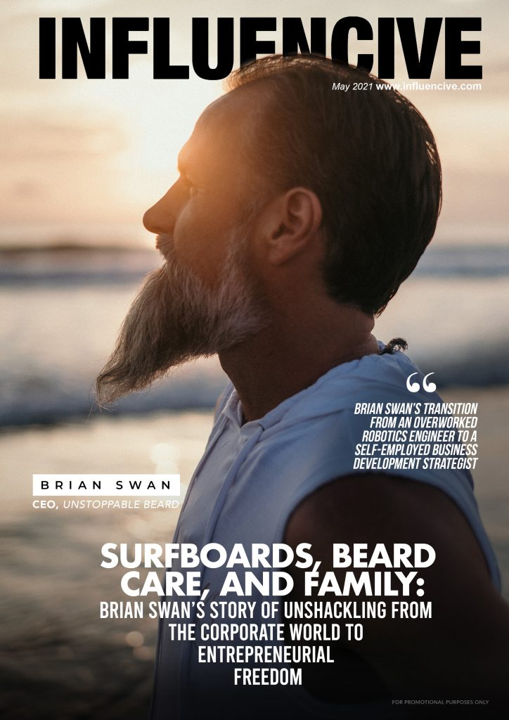 Brian Swan - Influencive - FB Post