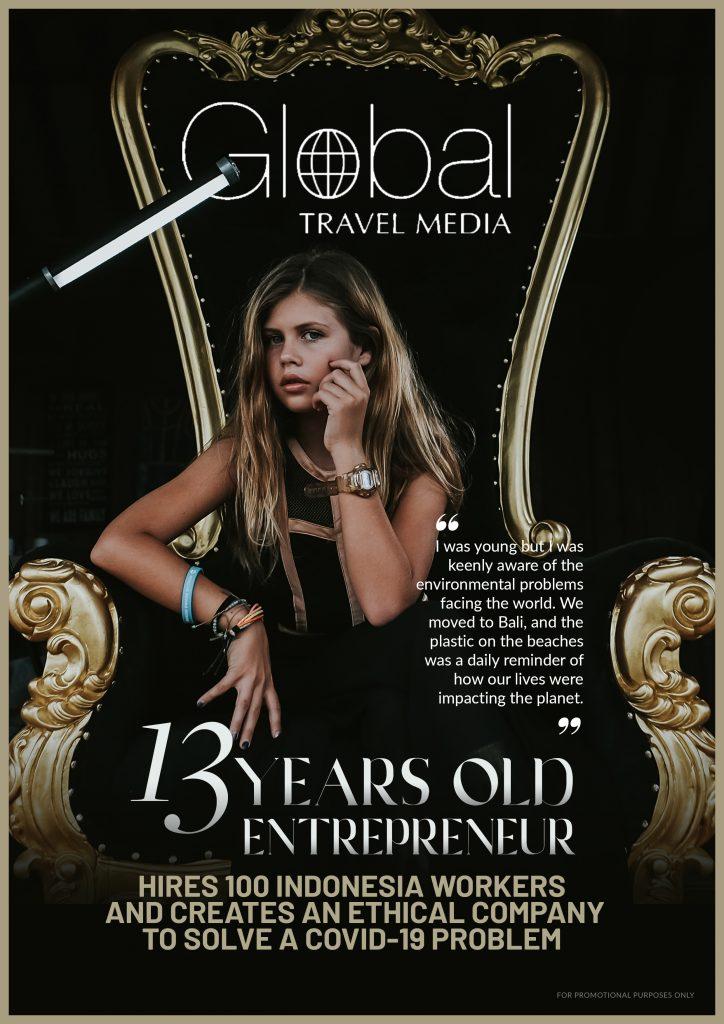 Hanalei Swan Global Travel Media Cover