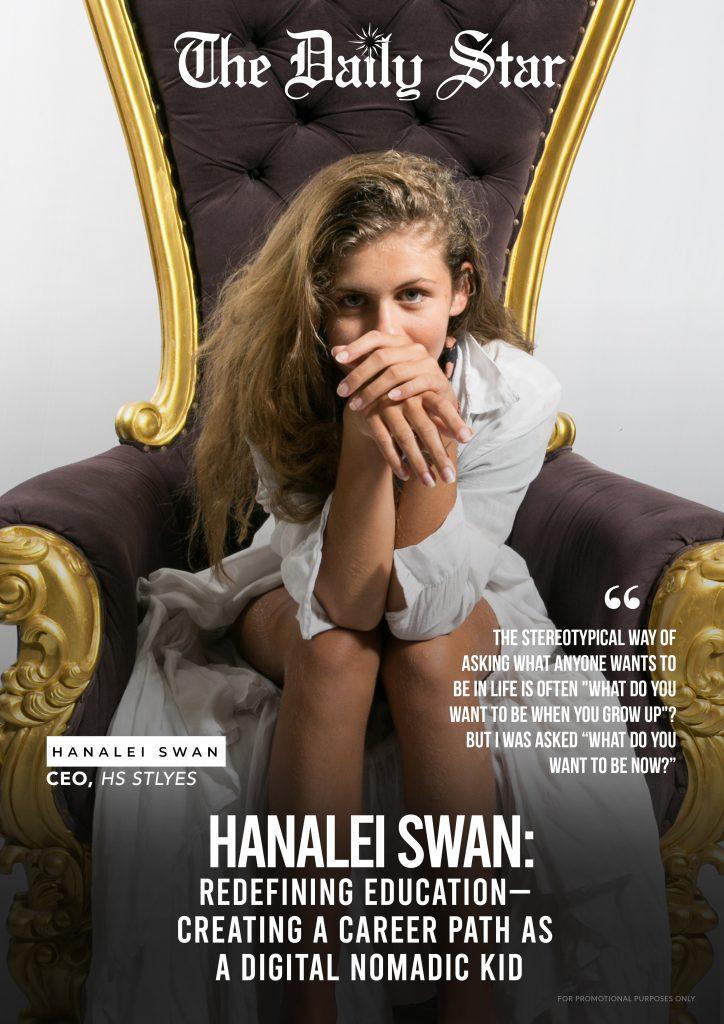 Hanalei Swan - The Daily Star - FB Post (1)