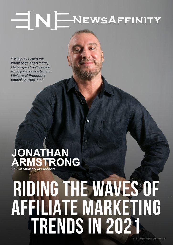 Jonathan Armstrong News Affinity Cover